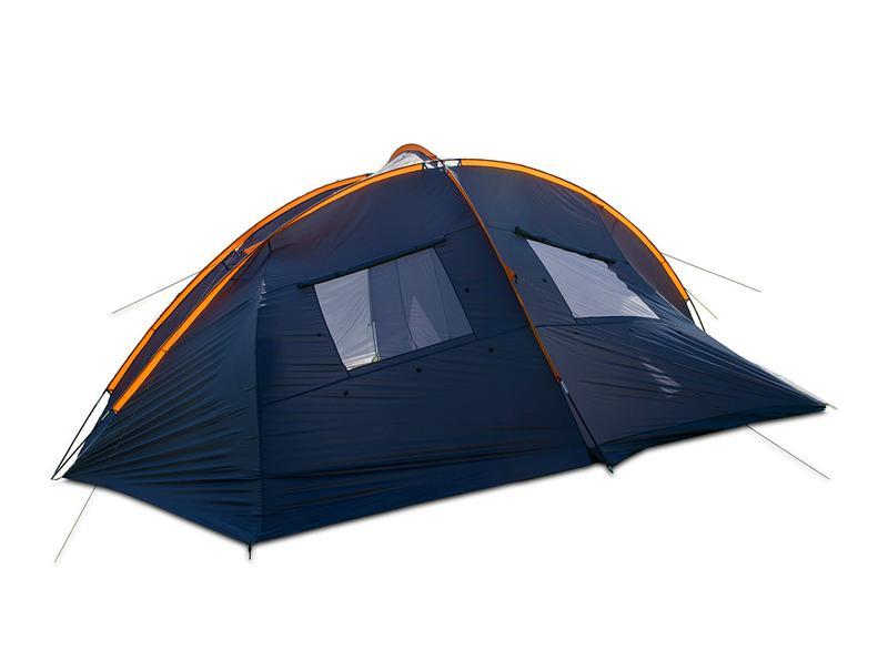 Палатка шестиместная Coleman 2907 - Фото 4