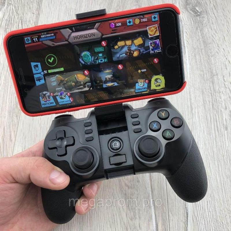 Джойстик ZM-X6 беспроводной геймпад bluetooth для телефона сма...