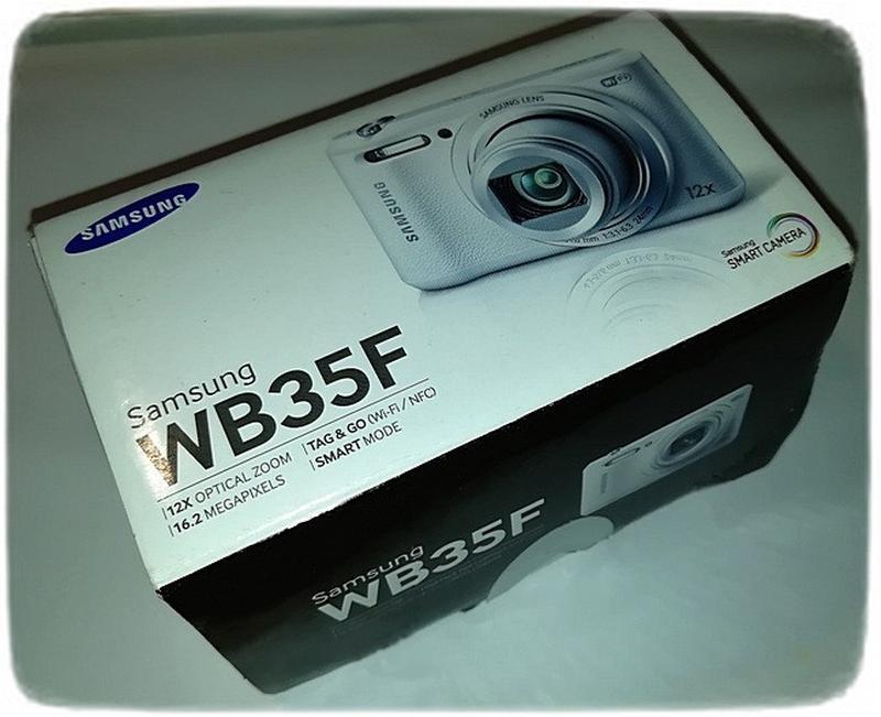 Фотоаппарат Samsung WB35F - Фото 5