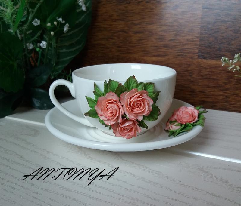 Чайная пара-   handmade