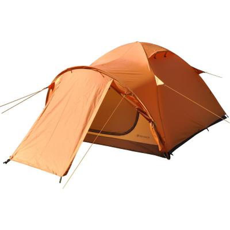 Палатка для пеших походов!!! Четырехместная оранжевая палатка!!