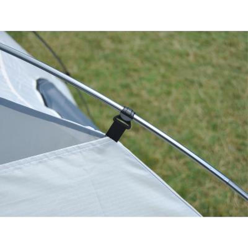 Палатка для пеших походов!!! Четырехместная оранжевая палатка!! - Фото 3
