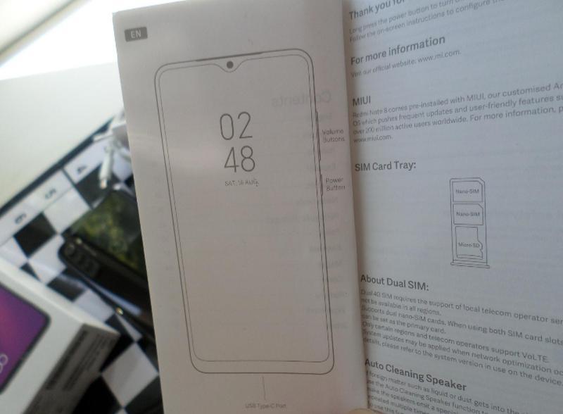 Xiaomi redmi note 8 3/32 - Фото 7