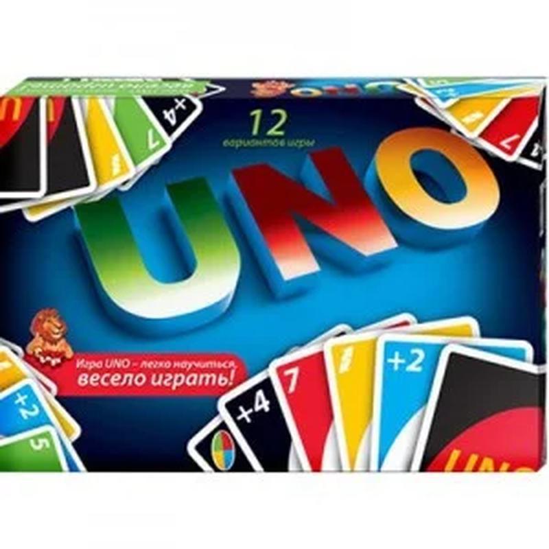 Игра настольная Danko Toys UNO (УНО)