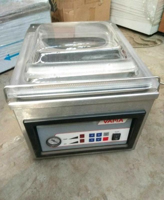 Вакуумный упаковщик vama как доехать до дома техники в кирове