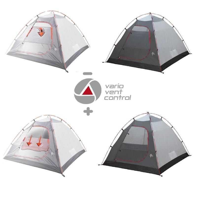 Палатка кемпинговая двухместная High Peak Nevada 2 - Фото 8