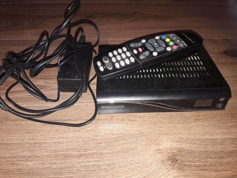 Dreambox DM 800 HD Pvr (Спутниковый тюнер)