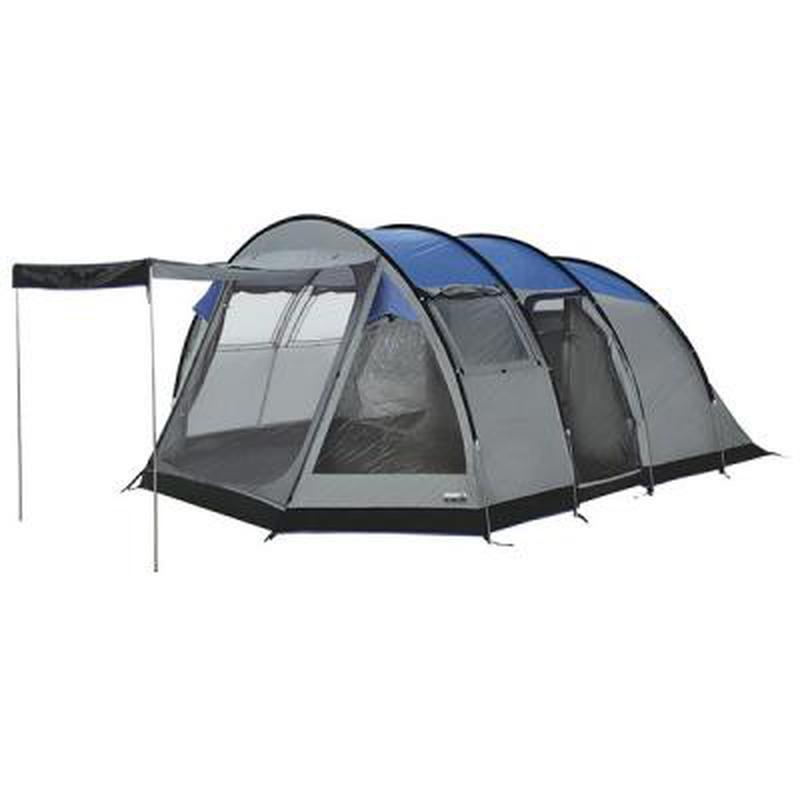 Очень практичная Кемпинговая 6-ти местная просторная палатка!!!