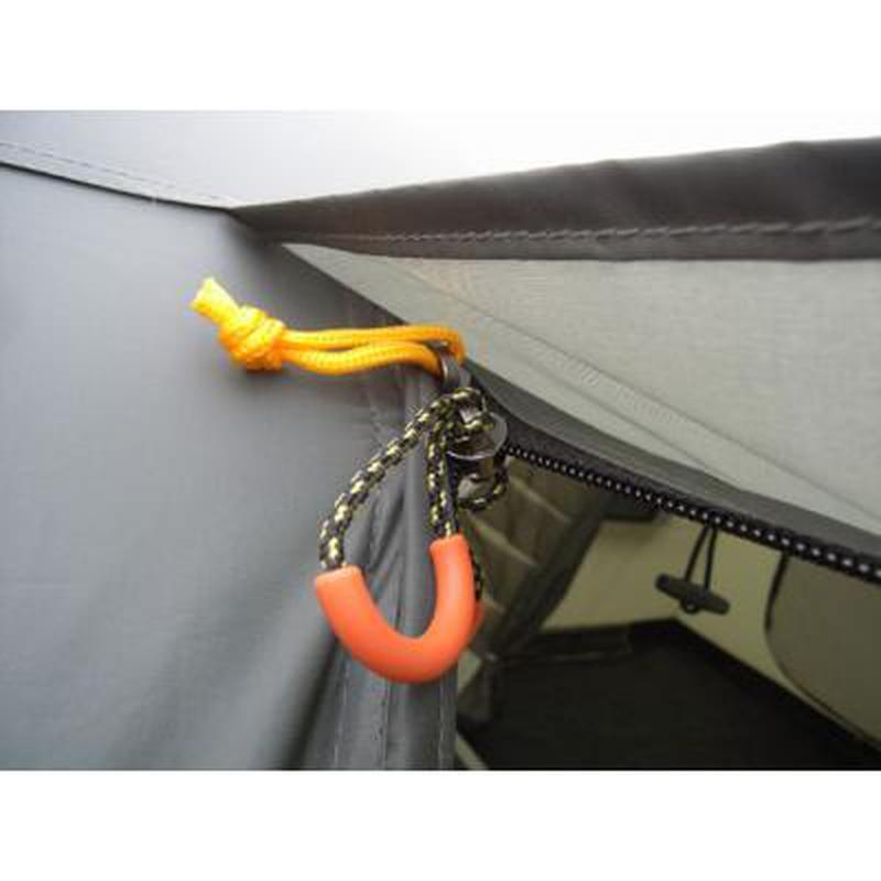 Очень Большая восьмиместная палатка! Поместятся все и даже больше - Фото 6