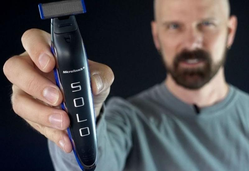 Аккумуляторный многофункциональный мужской триммер MICRO TOUCH