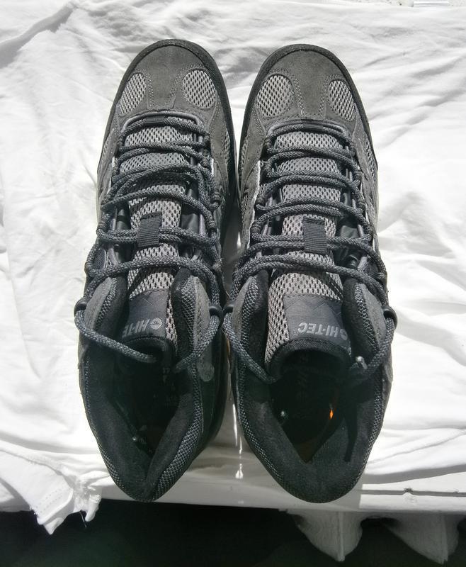 Ботинки зимові hi-tec men's v-lite wild-fire mid i waterproof ... - Фото 2
