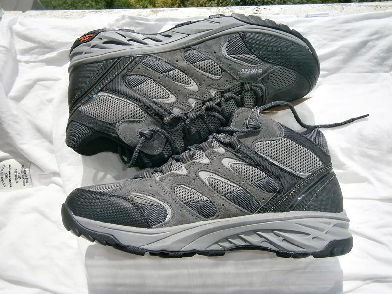 Ботинки зимові hi-tec men's v-lite wild-fire mid i waterproof ... - Фото 3
