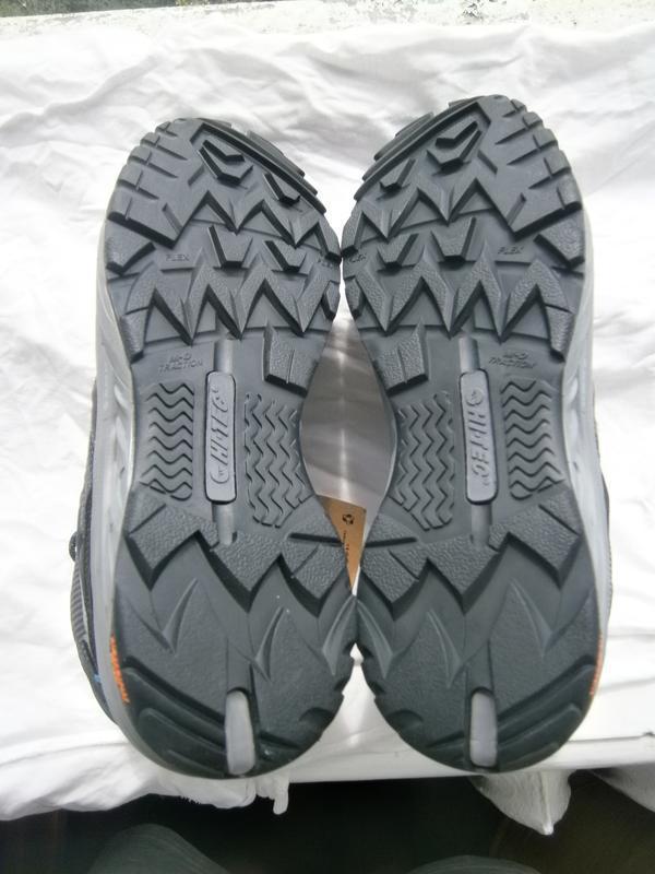 Ботинки зимові hi-tec men's v-lite wild-fire mid i waterproof ... - Фото 4