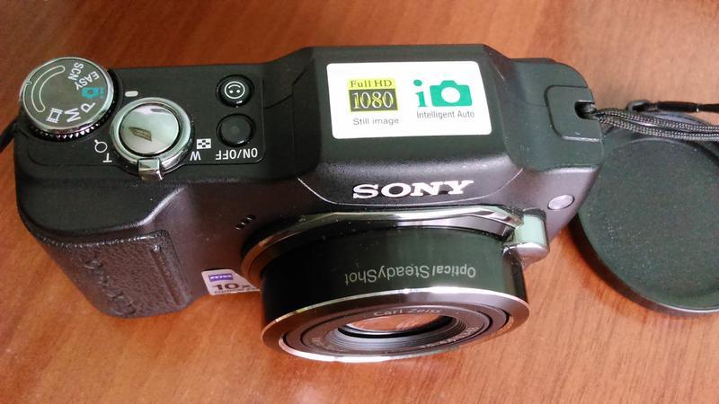 Фотоаппарат Sony Cyber-shot DSC-H20. Как новый. Полная комплек... - Фото 3