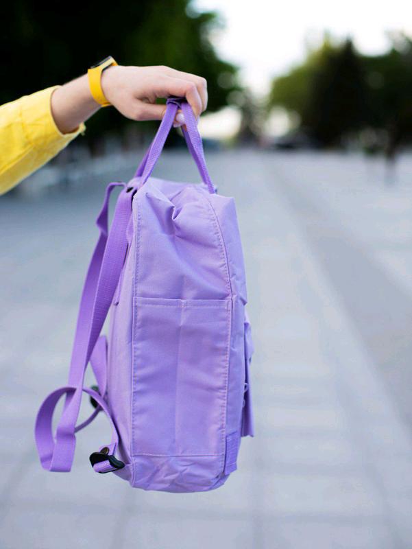 Стильный женский рюкзак - Фото 4