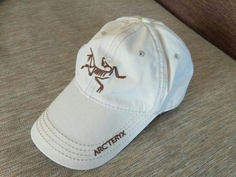 Бейсболка кепка ARCTERYX
