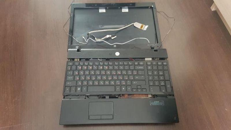 Ноутбук HP Probook 4515s 4525s по запчастям