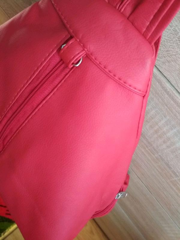 Рюкзак женский екокожа городской Жіночий Рюкзак екошкіра - Фото 8