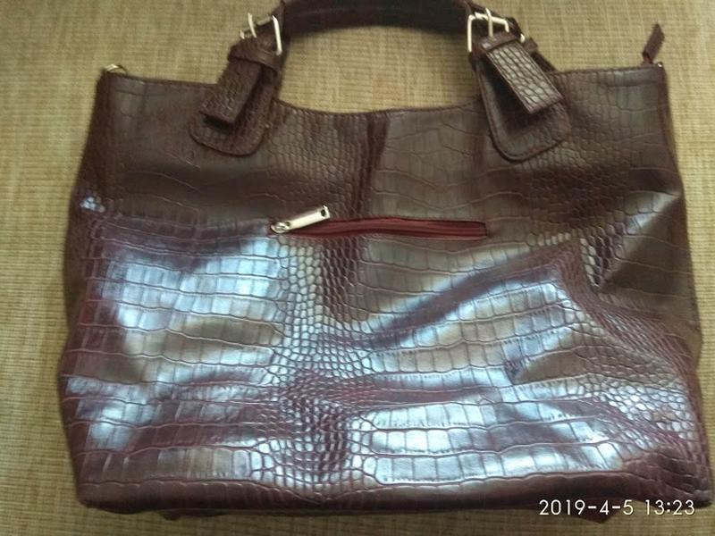 Новая сумка - Фото 2