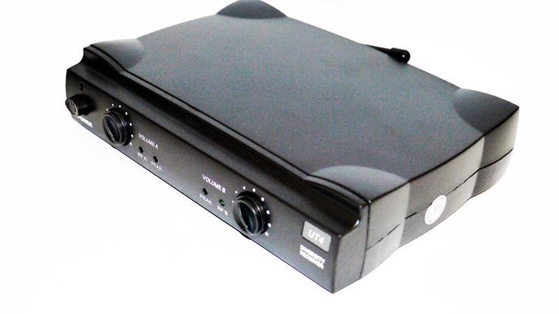 Радиосистема Shure UT4 UHF-2 Sm58 2 радиомикрофона - Фото 3