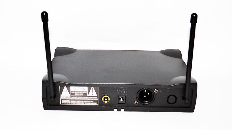 Радиосистема Shure UT4 UHF-2 Sm58 2 радиомикрофона - Фото 5