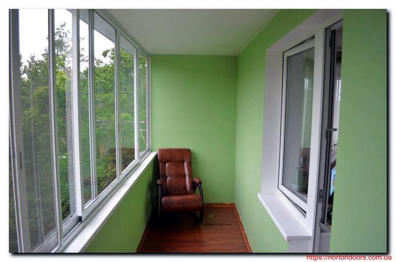 Балкон под ключ, Вынос, Остекление, Обшивка, Утепление балконов - Фото 4