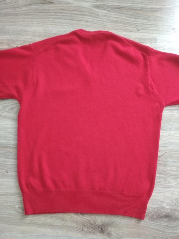 Кашемировый свитер - Фото 2