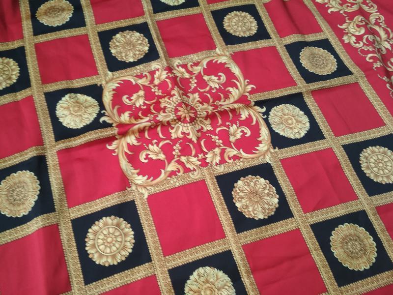 Красивый итальянский платок - Фото 2