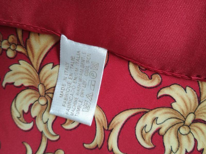 Красивый итальянский платок - Фото 4