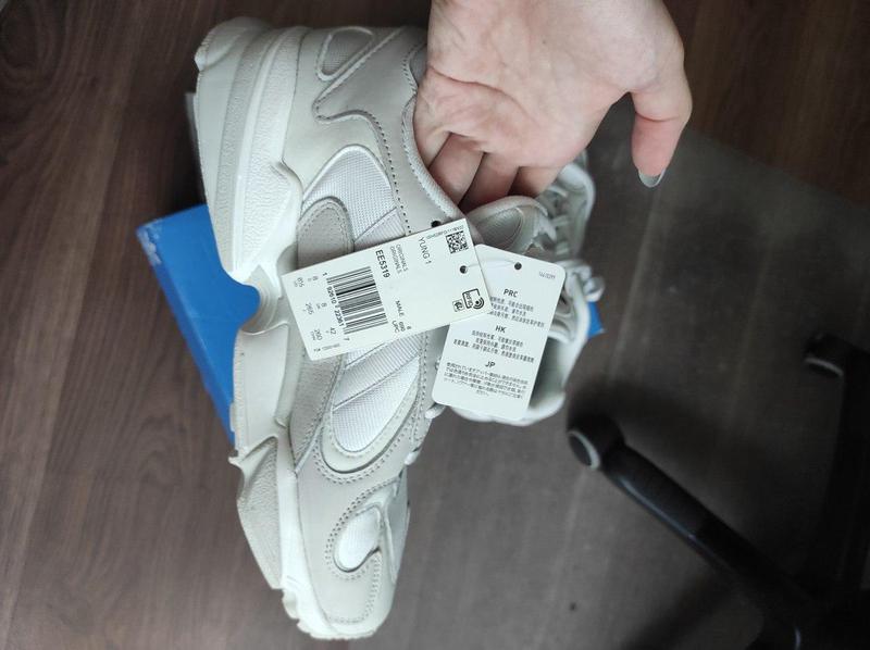 Мужские кроссовки adidas Originals Yung-1 Оригинал - Фото 2