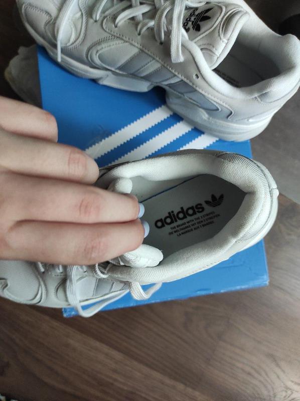 Мужские кроссовки adidas Originals Yung-1 Оригинал - Фото 3