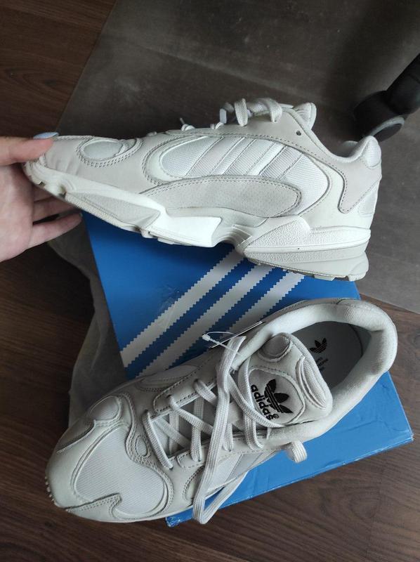 Мужские кроссовки adidas Originals Yung-1 Оригинал - Фото 5