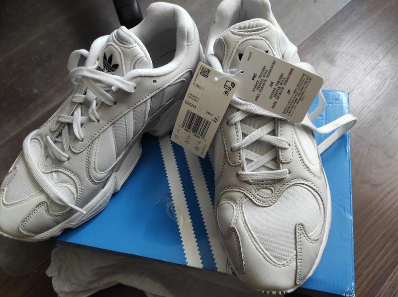 Мужские кроссовки adidas Originals Yung-1 Оригинал - Фото 6