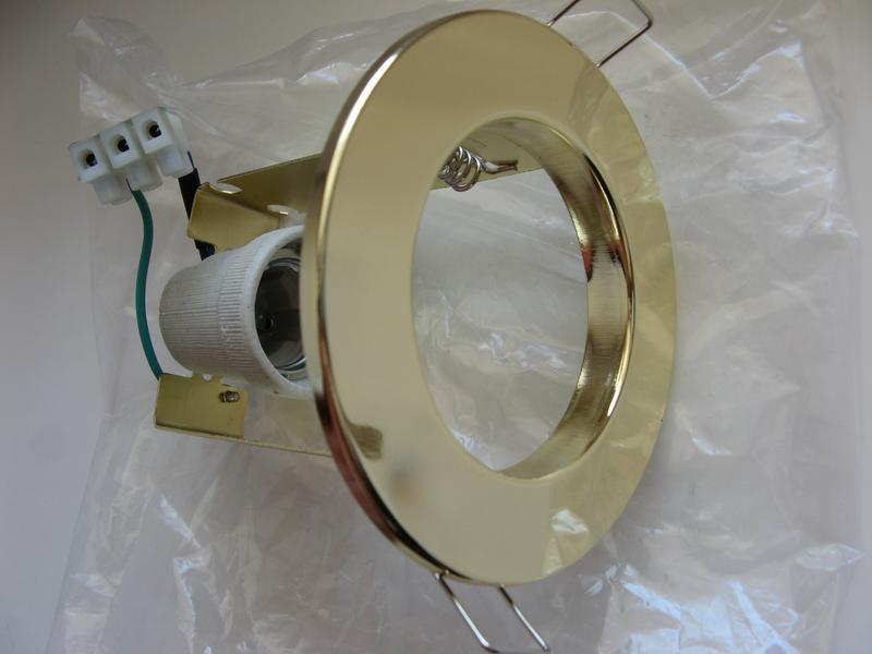 Точечный светильник DELUX R63S золото - Фото 4