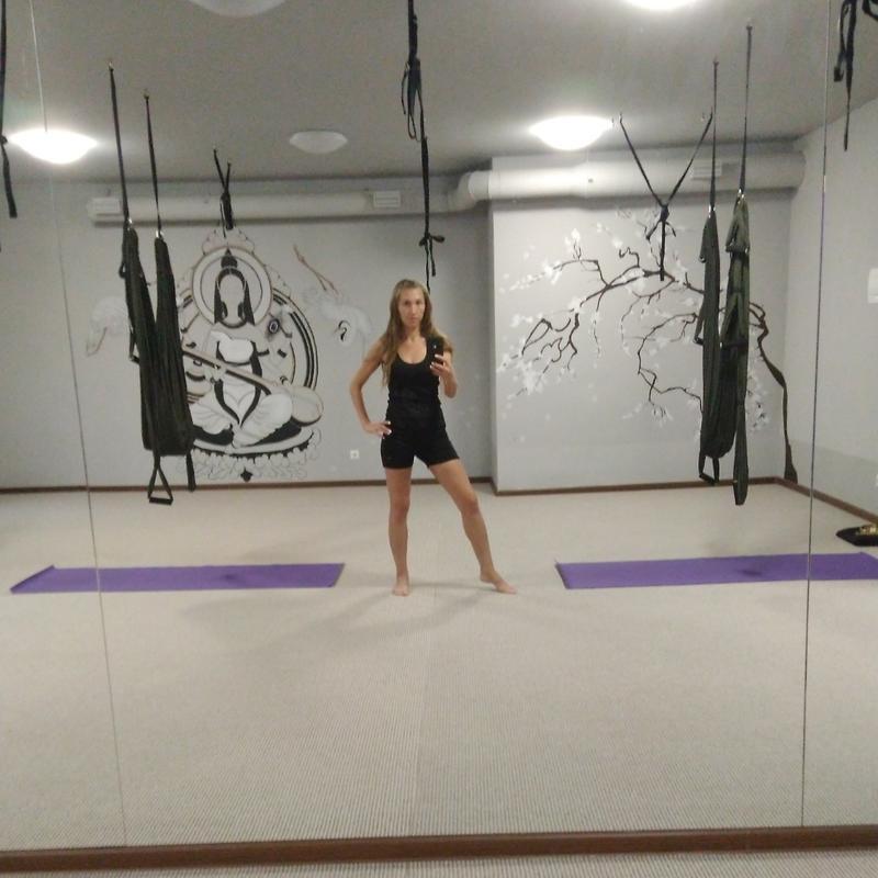 Тренер групповых занятий по йоге