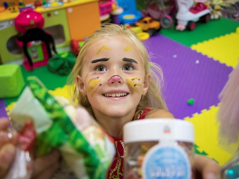 Фотограф на день рождения / детский праздник / крестины