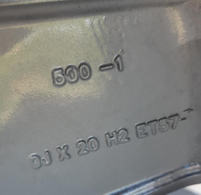 Mercedes-Benz W166 Диск A16640120027X21 - Фото 6