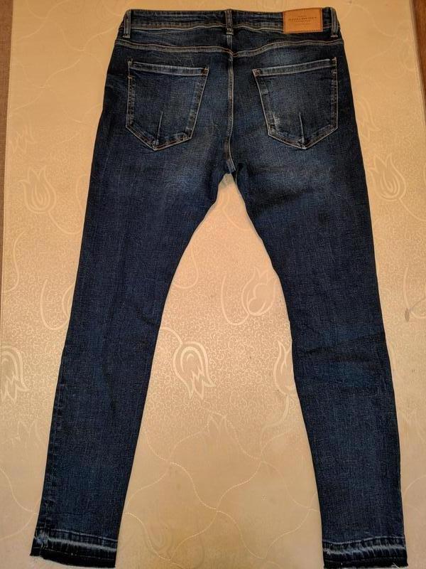 !продам новые мужские джинсы skinny bershka - Фото 4