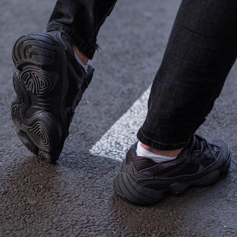 Кроссовки мужские 💥adidas yeezy 500 топ качество 💥 кроссовки а... - Фото 4