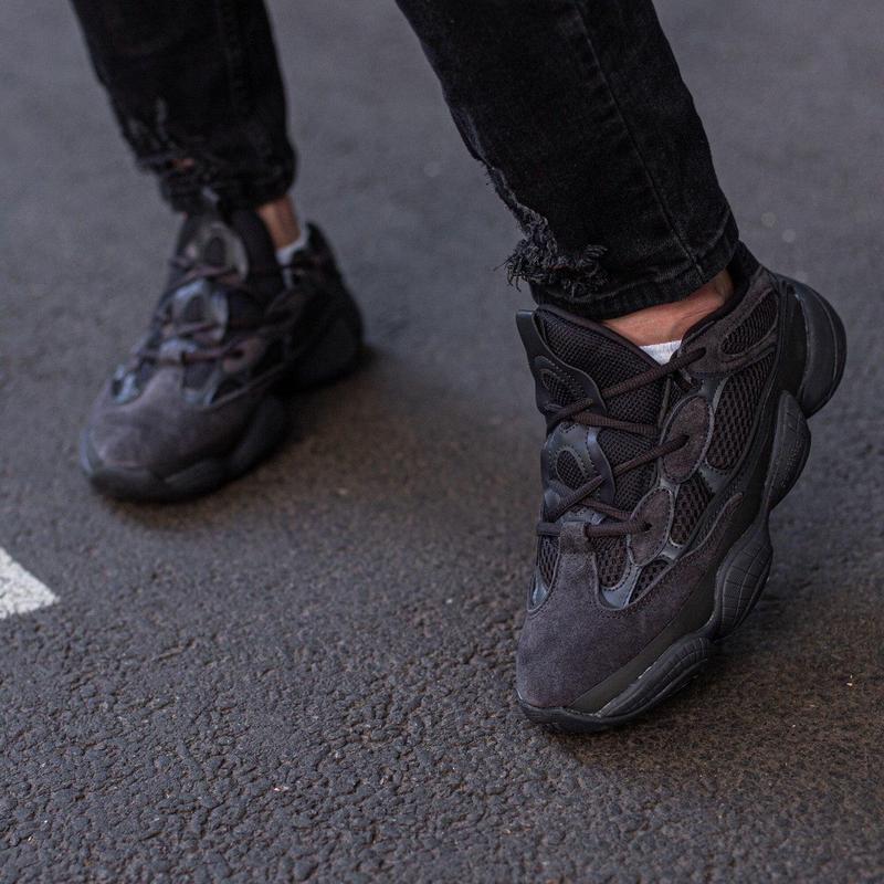 Кроссовки мужские 💥adidas yeezy 500 топ качество 💥 кроссовки а... - Фото 5