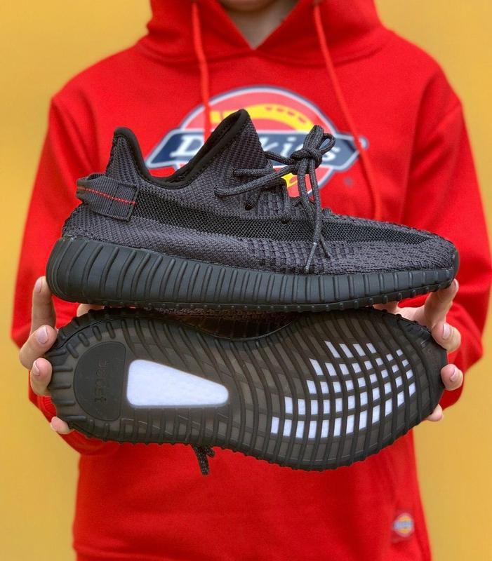 Кроссовки мужские 💥 adidas yeezy boost топ качество 💥 кроссовк... - Фото 5