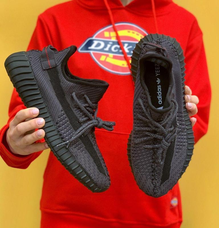 Кроссовки мужские 💥 adidas yeezy boost топ качество 💥 кроссовк... - Фото 6