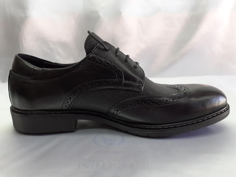 Распродажа!мужские осенние кожаные туфли-броги bertoni 40,41,4... - Фото 4