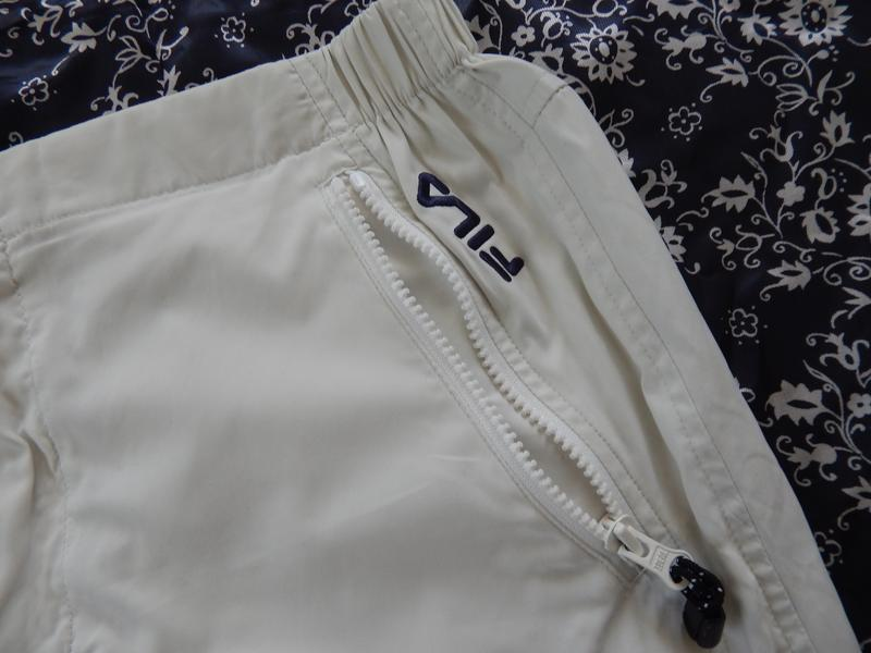 Суперские легкие шорты бриджы шорти бриджі fila - Фото 2