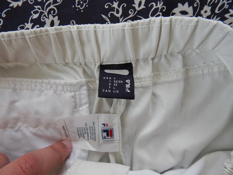 Суперские легкие шорты бриджы шорти бриджі fila - Фото 3