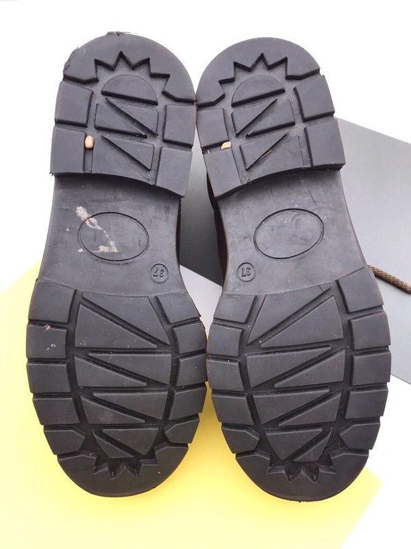 Кожаные демисезонные ботинки wendel - Фото 9