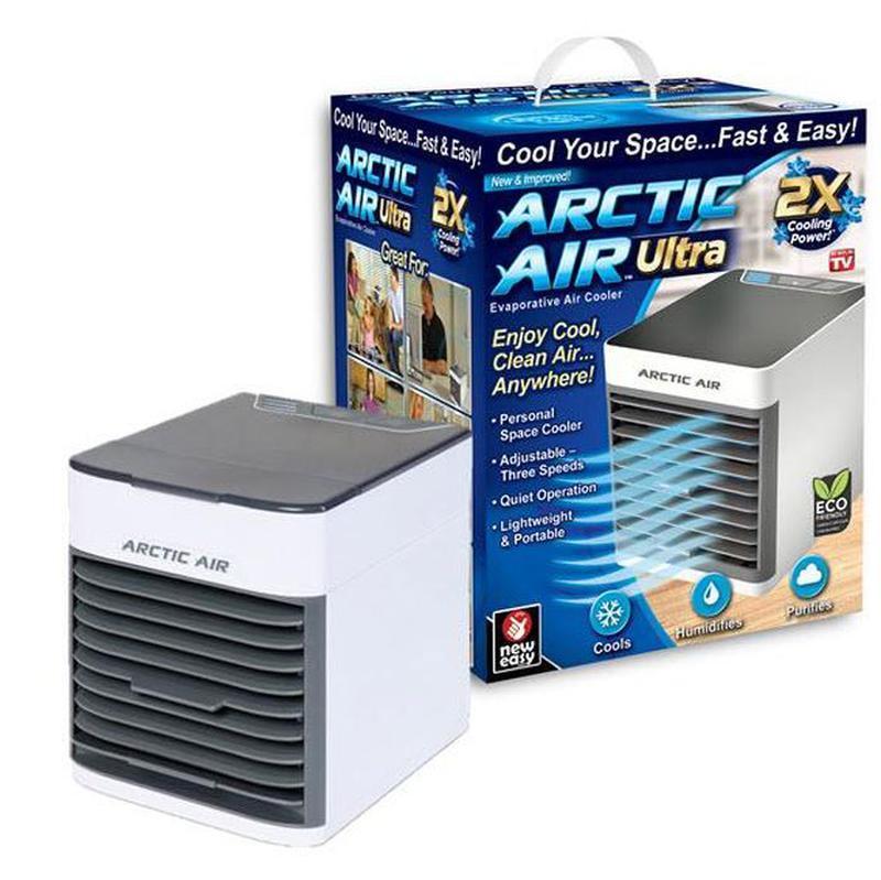Портативный мини кондиционер Arctic Air Ultra охладитель увлажнит