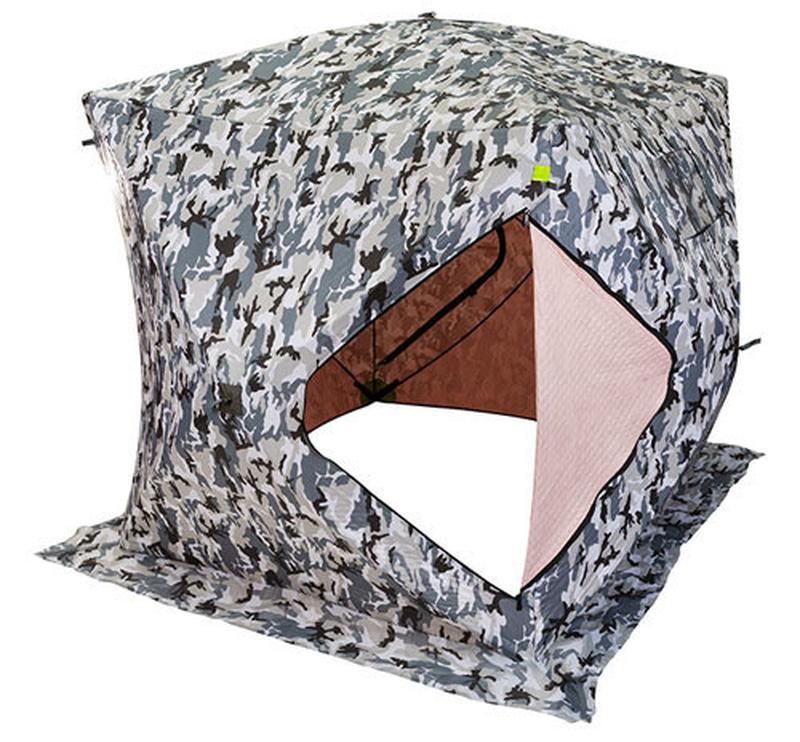 """Палатка зимняя """"куб"""" для рыбалки"""