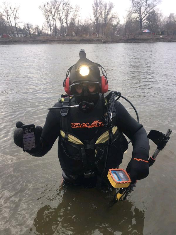 Два Водолаза! Цілодобово! Підводний пошук, водолазні роботи.