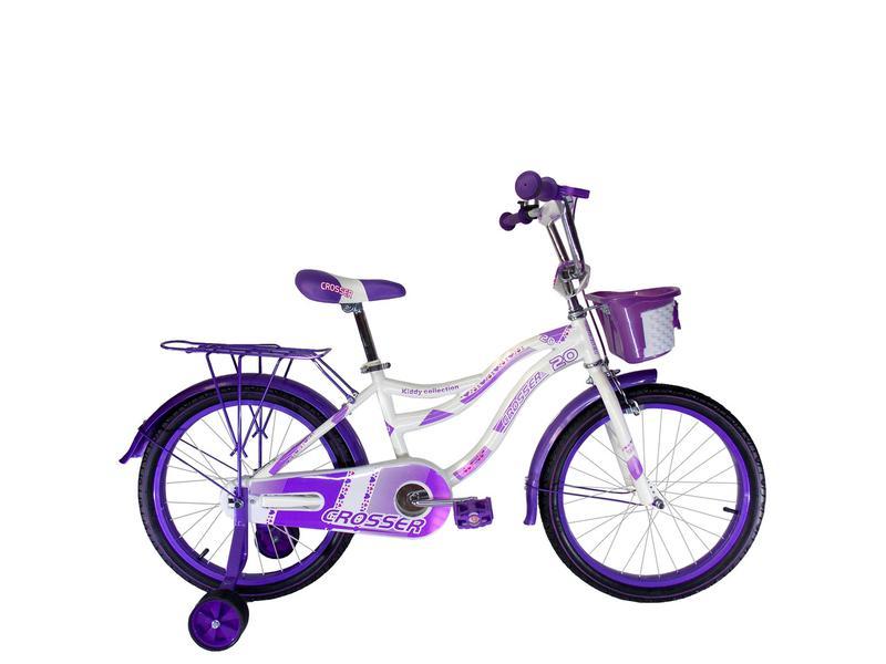 Детский велосипед Crosser Kiddy (20 дюймов) - Фото 2
